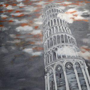 Pisa - der schiefe Turm